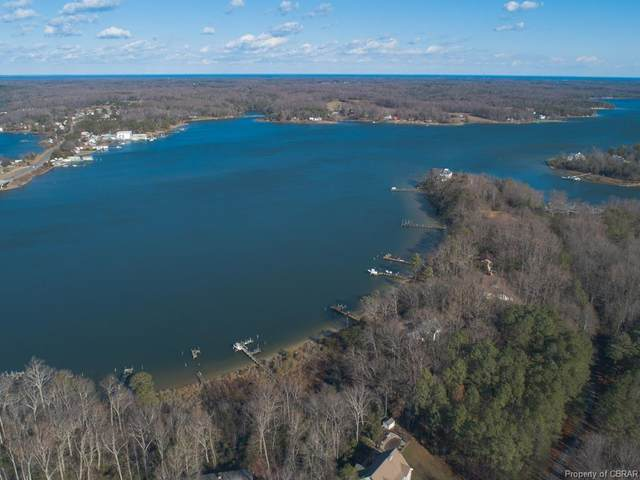 Lot 4 Wicomico Drive, Wicomico Church, VA 22579 (MLS #2003595) :: Blake and Ali Poore Team