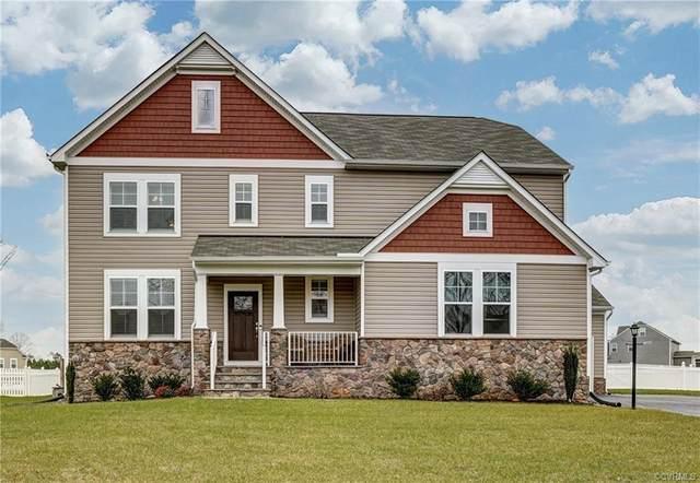 10121 Cameron Ridge Drive, Ashland, VA 23005 (MLS #2003736) :: Small & Associates