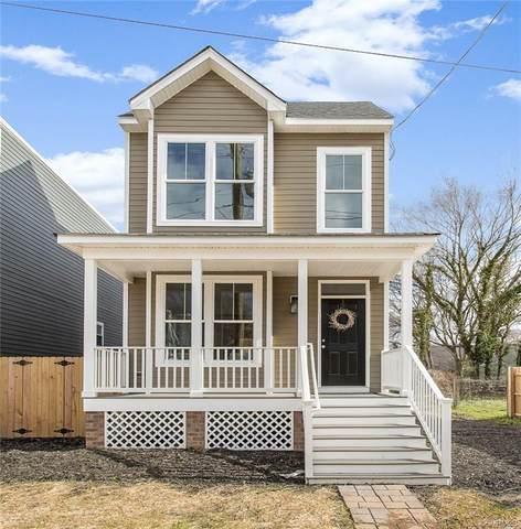 1009 N 31st Street, Richmond, VA 23223 (MLS #2003759) :: Small & Associates