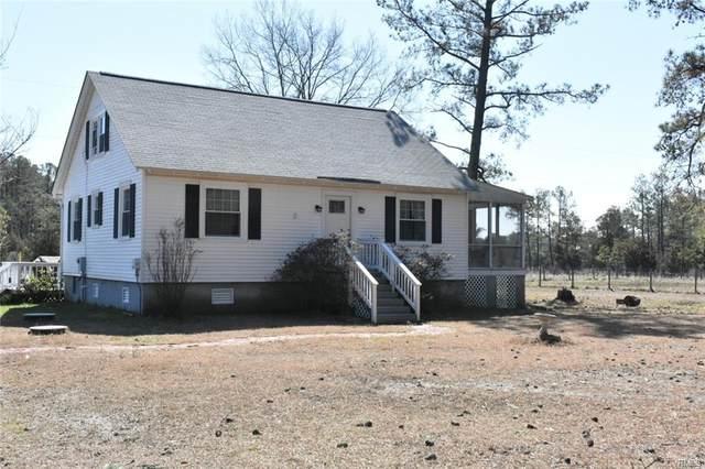 1601 Bethel Beach Road, Mathews, VA 23130 (MLS #2003840) :: Small & Associates