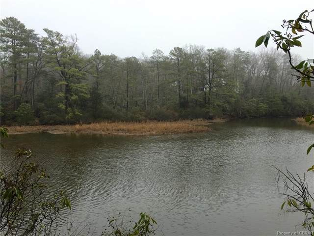 Lot 3 Heron Drive, Weems, VA 22576 (MLS #2003858) :: The Redux Group