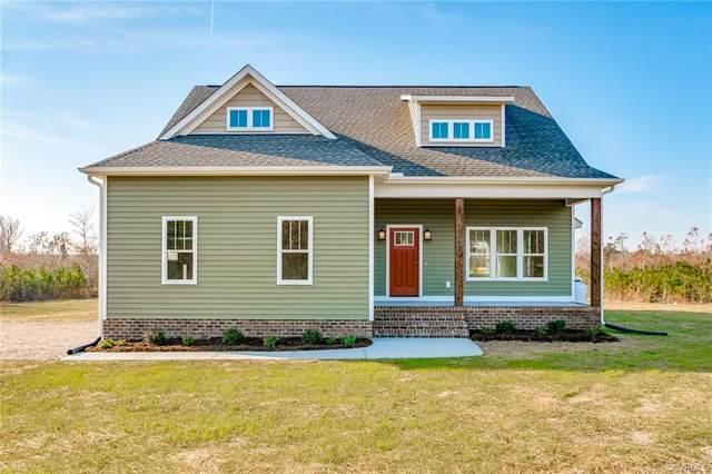 TBD Blue Tartan, North Dinwiddie, VA 23803 (MLS #2003864) :: Small & Associates
