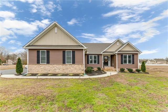 5907 Stingray Point Boulevard, New Kent, VA 23124 (MLS #2004051) :: The RVA Group Realty