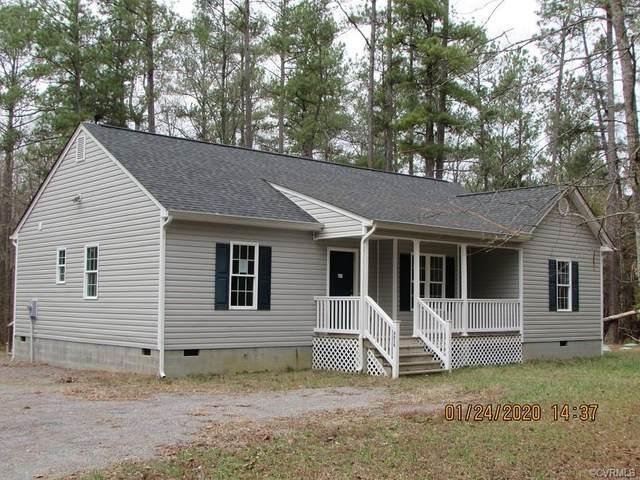 8616 Baltimore Road, Ford, VA 23850 (MLS #2004103) :: Small & Associates