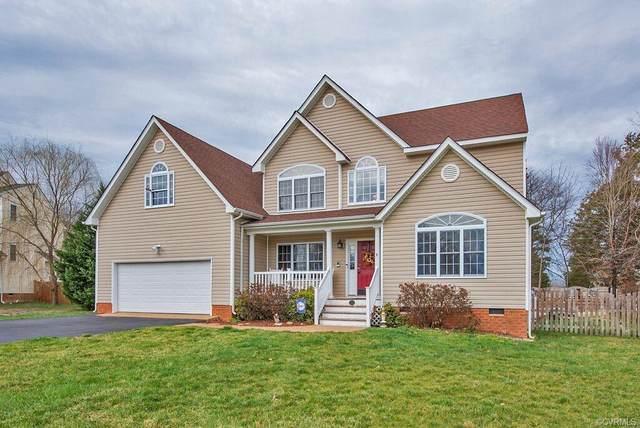 10412 Brynmore Drive, North Chesterfield, VA 23237 (MLS #2004112) :: Small & Associates