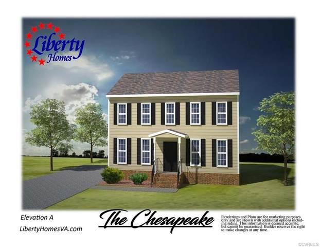 10487 Dellwood Road, Glen Allen, VA 23005 (MLS #2004152) :: Small & Associates