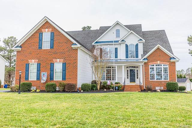 4925 Claybon Lane, Chester, VA 23831 (MLS #2004209) :: Small & Associates