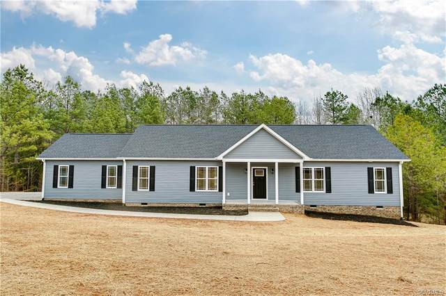 2980 Pineview Drive, Powhatan, VA 23139 (MLS #2004213) :: EXIT First Realty