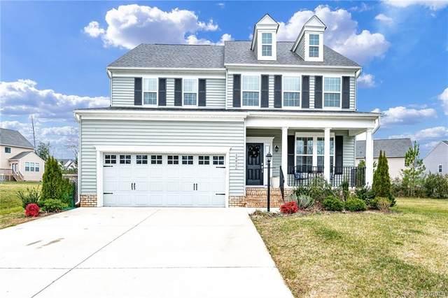 10817 Parmele Place, Ashland, VA 23005 (MLS #2004225) :: Small & Associates