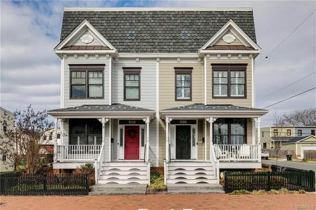 520 N 31st Street, Richmond, VA 23223 (MLS #2004256) :: The RVA Group Realty