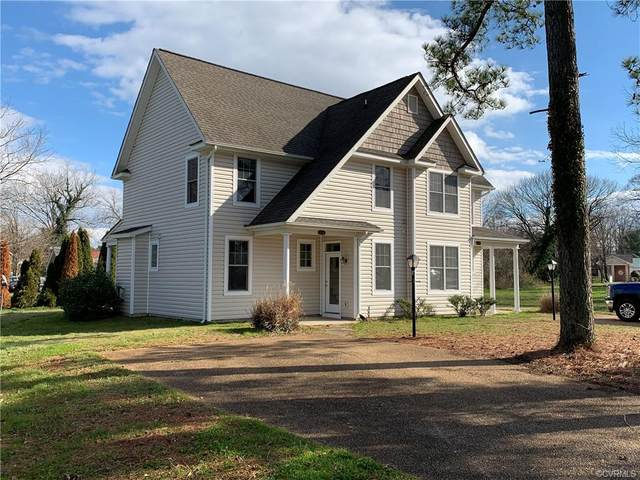 161 Rappahannock Avenue, Urbanna, VA 23175 (MLS #2004260) :: The Redux Group