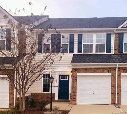 107 Hale Circle, Yorktown, VA 23690 (MLS #2004265) :: Small & Associates
