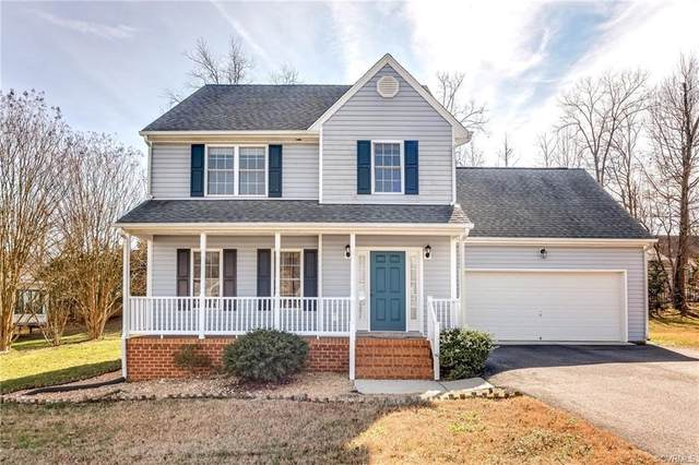 13848 Exhall Drive, Chester, VA 23831 (MLS #2004420) :: The Redux Group