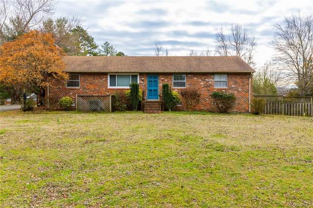 10021 Tunstall Road, New Kent, VA 23124 (MLS #2004426) :: The RVA Group Realty