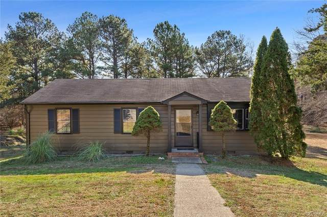 8920 Cloverpatch Terrace, Chesterfield, VA 23237 (MLS #2004448) :: Small & Associates