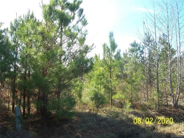 25407 Troublefield Road, Stony Creek, VA 23882 (MLS #2004451) :: Small & Associates