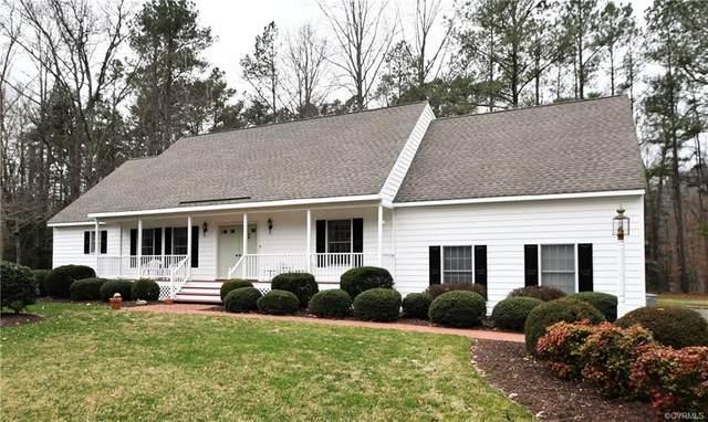 7500 Pine Ridge Road, Mechanicsville, VA 23116 (MLS #2004470) :: Small & Associates