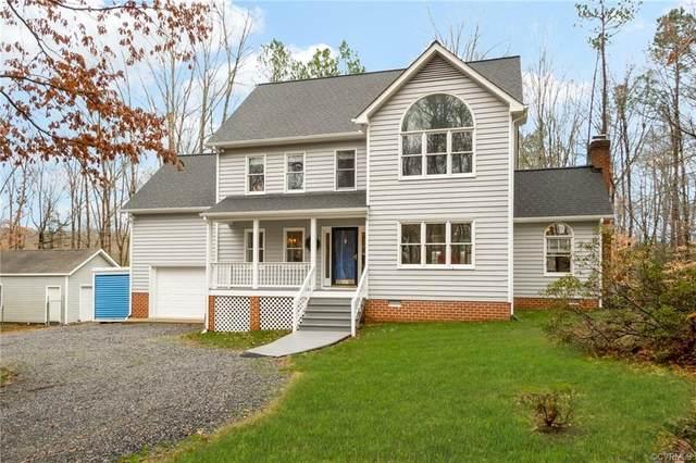 12599 W Patrick Henry Road, Ashland, VA 23005 (MLS #2004497) :: Small & Associates