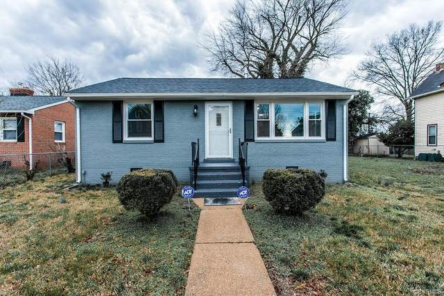 1707 4th Avenue, Richmond, VA 23222 (MLS #2004510) :: EXIT First Realty