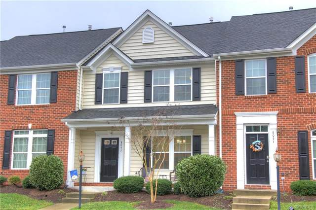 8047 Creekside Village Drive, Mechanicsville, VA 23111 (MLS #2004518) :: Small & Associates