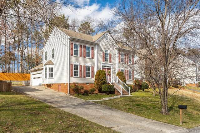 12020 Cottage Creek Court, Henrico, VA 23233 (MLS #2004553) :: EXIT First Realty
