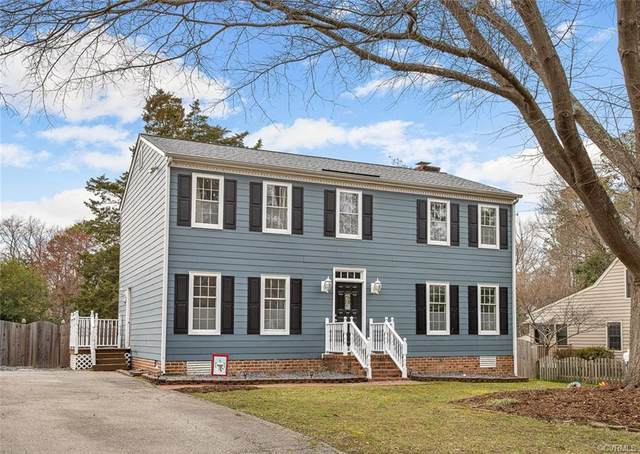 2302 Lawnmeadow Drive, Henrico, VA 23233 (MLS #2004567) :: The Redux Group