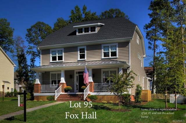 13600 Cotton Patch Court, Henrico, VA 23233 (MLS #2004571) :: Small & Associates