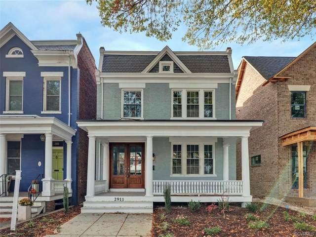 2911 Ellwood Avenue, Richmond, VA 23221 (MLS #2004607) :: Small & Associates