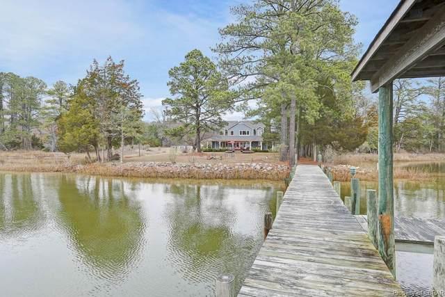 2947 North River Road, Bohannon, VA 23021 (MLS #2004618) :: Small & Associates