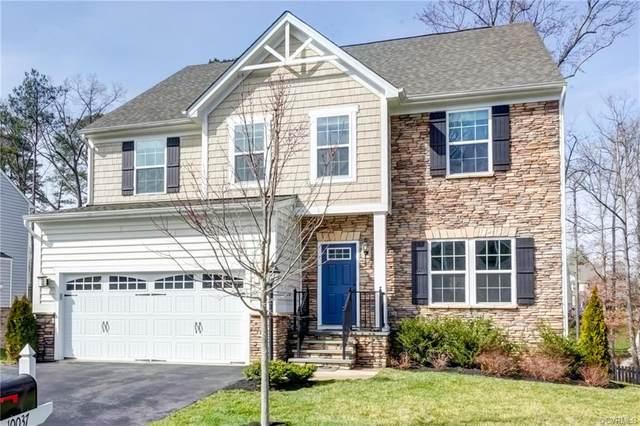 10037 Bee Apple Place, Mechanicsville, VA 23116 (MLS #2004623) :: EXIT First Realty
