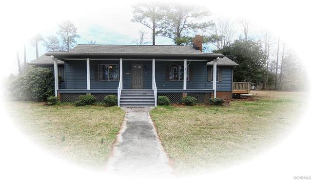 87 White Oak Landing Road, King William, VA 23086 (#2004656) :: Abbitt Realty Co.