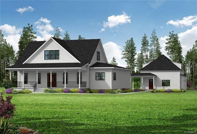 9408 John Wickham Way, Ashland, VA 23005 (MLS #2004668) :: Small & Associates