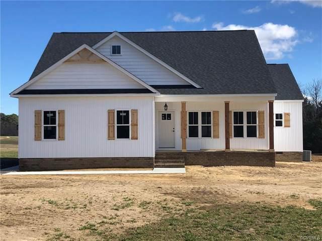 7265 Courthouse Road, Church Road, VA 23833 (MLS #2004705) :: Small & Associates