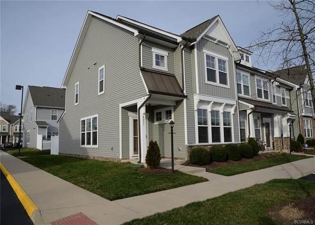 8031 Ellendale Drive, Mechanicsville, VA 23116 (MLS #2004716) :: Small & Associates