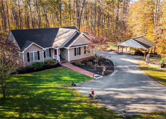 1840 Fairpine Drive, Powhatan, VA 23139 (MLS #2004840) :: EXIT First Realty