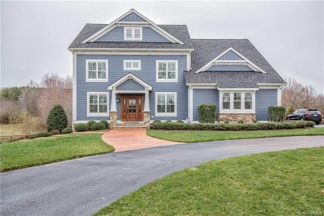 3398 Manor Oaks Drive, Powhatan, VA 23139 (MLS #2004841) :: EXIT First Realty