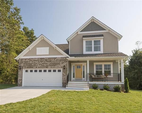 8008 Blythe Road, Mechanicsville, VA 23116 (MLS #2004871) :: Small & Associates