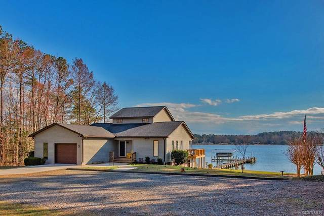 8 Ridge Road, Hartfield, VA 23071 (MLS #2004877) :: The Redux Group