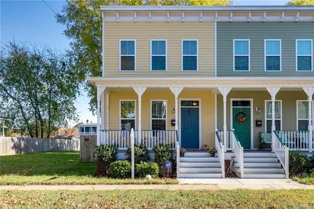 1331 N 27th Street, Richmond, VA 23223 (MLS #2004885) :: Small & Associates
