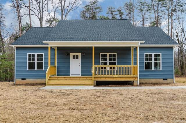 4869 Old Fredericksburg Road, Mineral, VA 23117 (MLS #2004914) :: The Redux Group