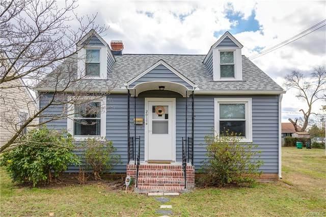 2017 Bailey Avenue, Richmond, VA 23231 (MLS #2004921) :: The Redux Group