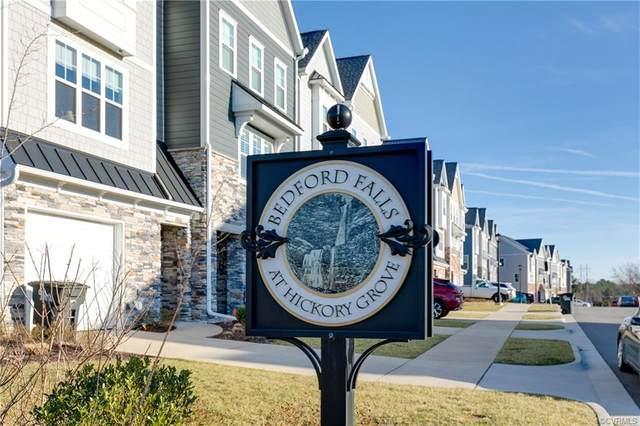 10500 Swanee Mill Trace J-6, Glen Allen, VA 23059 (MLS #2004952) :: Small & Associates