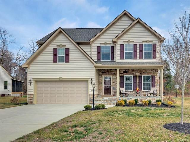 7213 Salvers Place, Chesterfield, VA 23237 (MLS #2004955) :: The Redux Group