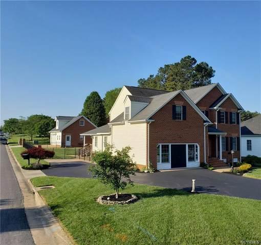 8091 Perrincrest Place, Mechanicsville, VA 23116 (MLS #2004960) :: Small & Associates