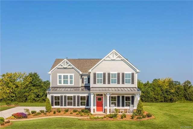 9144 Garrison Manor Drive, Mechanicsville, VA 23116 (MLS #2004970) :: Small & Associates