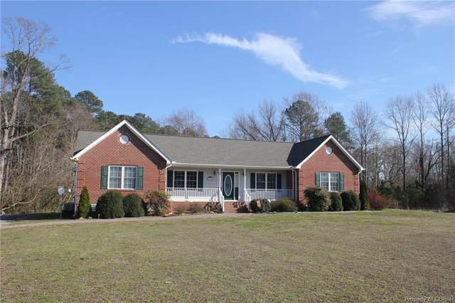 5026 Water View Road, Water View, VA 23180 (MLS #2004999) :: The Redux Group