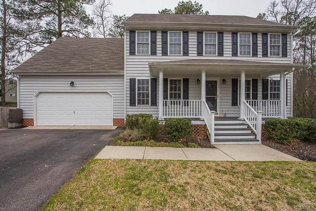 9744 Willow Glen Lane, Henrico, VA 23228 (MLS #2005016) :: The Redux Group