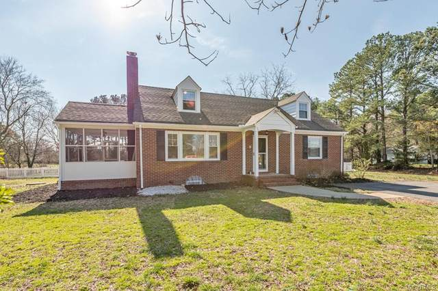 3201 Wyntrebrooke Drive, North Chesterfield, VA 23235 (MLS #2005018) :: The Redux Group