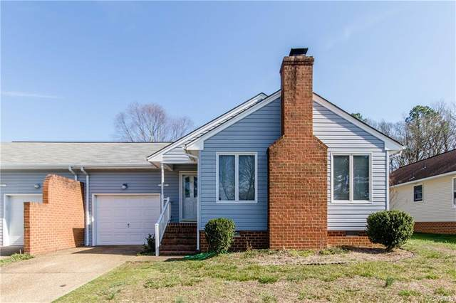 103 S Marion Avenue, Hopewell, VA 23860 (MLS #2005025) :: Small & Associates