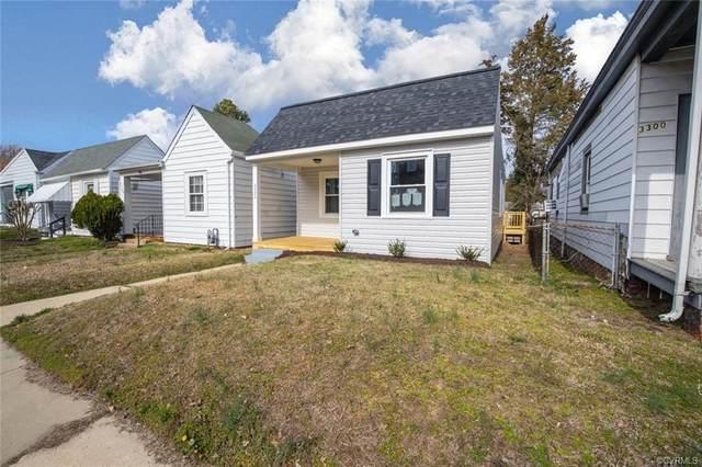 3302 Rosewood Avenue, Richmond, VA 23221 (#2005042) :: Abbitt Realty Co.